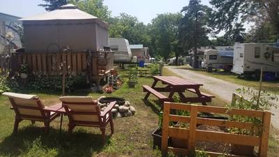 Waterfront Trailer Park for Sale