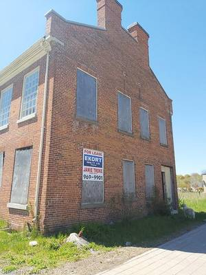Beautiful Heritage Building For Lease Looking for Commercial/Hospitality Tenant