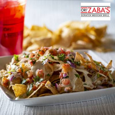 Ori'Zaba's Mexican Grill Fast Casual Restaurant Franchise Opportunity