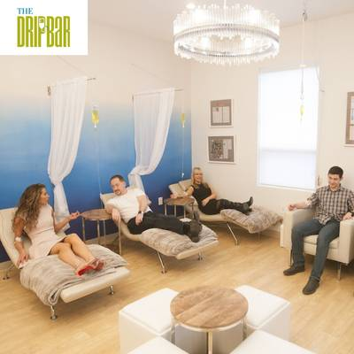 The DRIPBaR Vitamin Infusion Therapy Franchise Opportunity