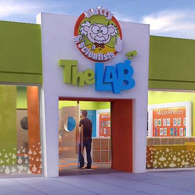 Nutty Scientists Children's Education Franchise Opportunity