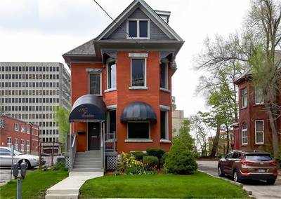 OFFICE BUILDING FOR SALE IN DOWNTOWN KITCHENER