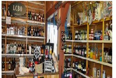 Busy LCBO agency Variety Store for Sale in Parry Sound