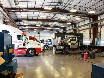 TRUCK REPAIR SHOP FOR SALE IN MISSISSAUGA
