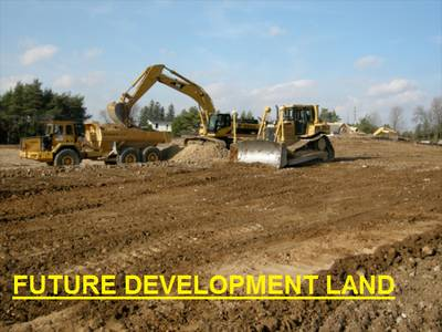 7 ACRE FUTURE DEVELOPMENT LAND FOR SALE