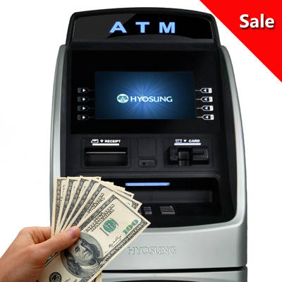 ATM FOR SALE IN  DOWNTOWN TORONTO