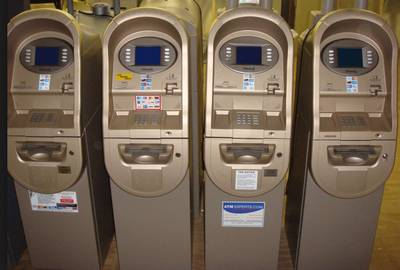 BANK MACHINES ROUTES FOR SALE