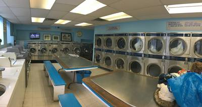 UNATTENDED COIN LAUNDRY AND DRY CLEAN DEPOT FOR SALE IN TORONTO