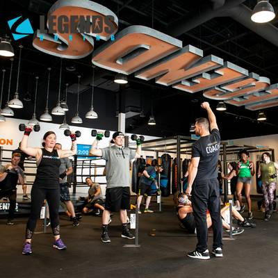 Legends Boxing Fitness Franchise Opportunity