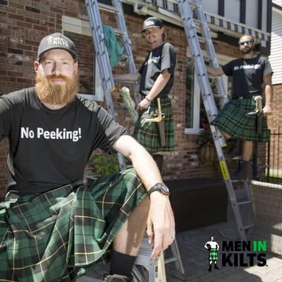 Men in Kilts Window Cleaning Franchise Opportunity