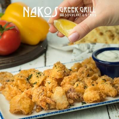 Nakos Greek Grill Restaurant Franchise Opportunity