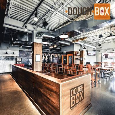 DoughBox Wood Fired Pizza Franchise Opportunity