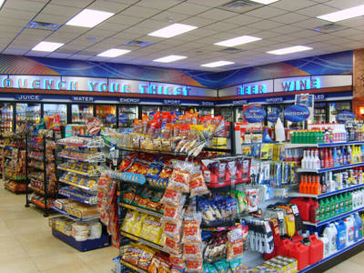 CONVENIENCE STORE WITH PROPERTY IS FOR SALE