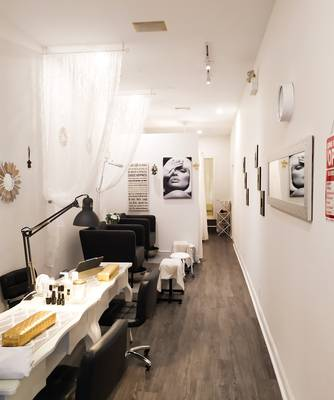 NAIL AND BEAUTY SALON FOR SALE IN TORONTO