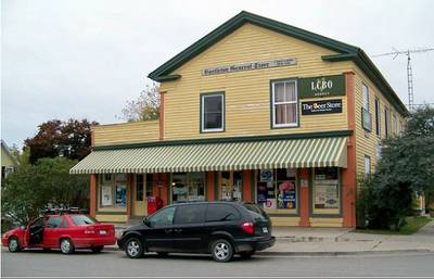 General Store with LCBO+Property for Sale