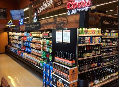 GROCERY STORE WITH LCBO AND BEER STORE BUSINESS FOR SALE--