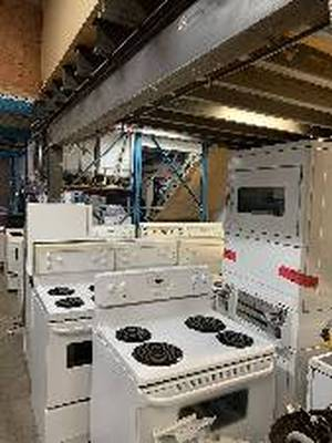 (OKMA-0001)A136484 - Household appliances, sales, service, parts and repair shop, New & Used - Montreal