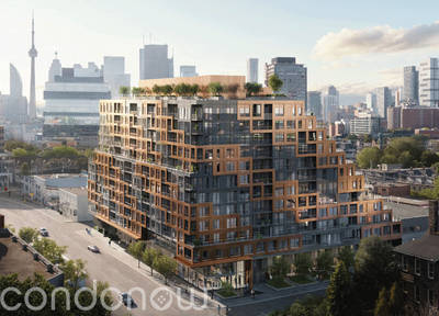 28 Eastern Condos by Alterra  in Toronto