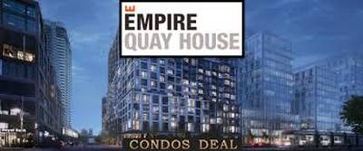 Empire Quay House Condos Toronto