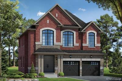 Port Royal Luxury Town Homes Kleinburg Crown