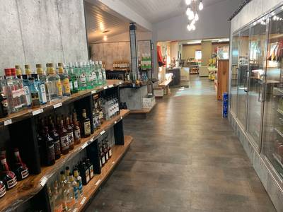 LCBO Convenience Outlet Store  with Property for Sale