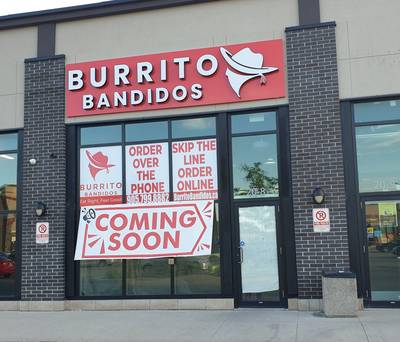 Burrito Bandidos Quick Service Mexican Restaurant Franchise Opportunity