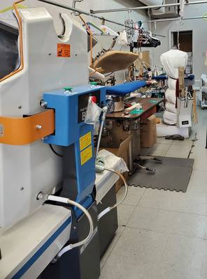 DRY CLEANING PLANT AT INCREDIBLE LOW PRICE