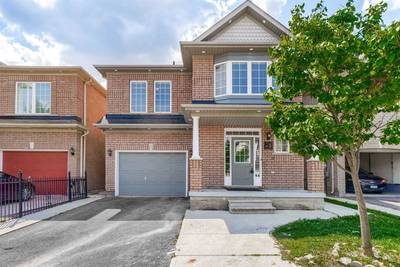 4 B & 4 Bath+2 B Finished Basement Sled Dog Rd Brampton-Detached House