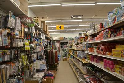 Good Income Dollar Store for Sale with High Lottery Commission and Cigarettes--