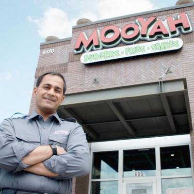 MOOYAH Burgers Fries Shakes Restaurant Franchise Opportunity