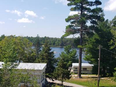 WATERFRONT 3 BED HOUSE AND OFFICE FOR SALE NEAR FRENCH RIVER