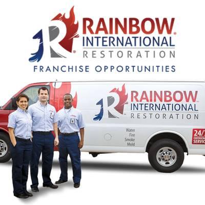 Rainbow International Restoration Franchise Opportunity