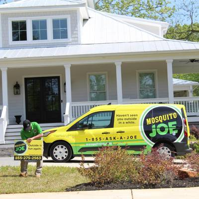 Mosquito Joe Pest Control Franchise Opportunity