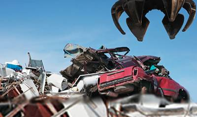 Well Known Automotive Recycling Facility in Northern Ontario