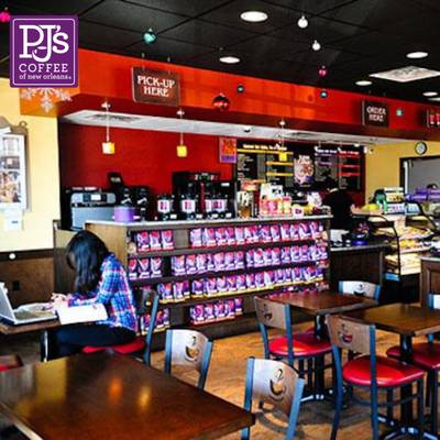 PJ's Coffee Cafe Franchise Opportunity
