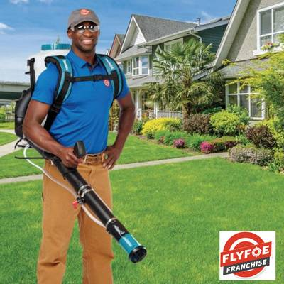 Flyfoe Mosquito & Tick Control Franchise Opportunity