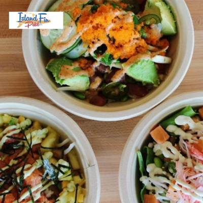 Island Fin Poke Bowl Healthy Quick Service Restaurant Franchise Opportunity
