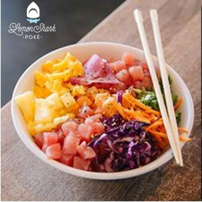 Lemon Shark Poke Healthy Quick Service Restaurant Franchise Opportunity