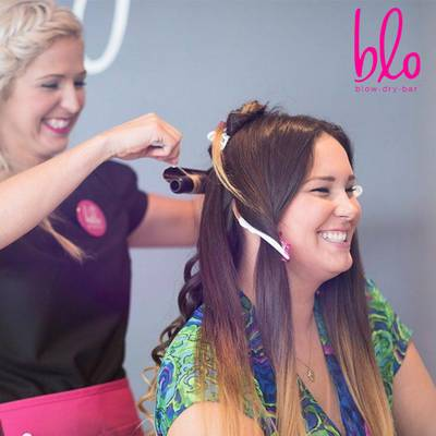 Blo Blow Dry Bar Franchise Opportunity