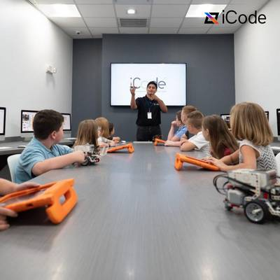 iCode Computer Science Education Franchise Opportunity