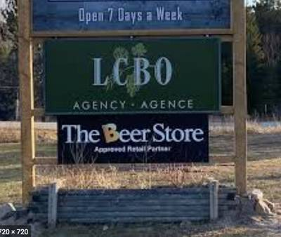 Grocery Store + LCBO+Beer Store with Property for Sale
