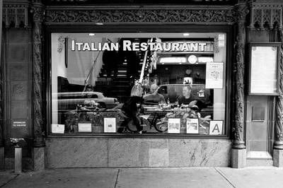Family owned Italian Restaurant For Sale
