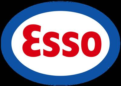 SOLD CONDITIONALLY Esso Gas Station