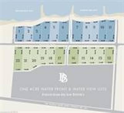 WATERFRONT & WATERVIEW LOTS GEORGIAN BAY, WIARTON,ON