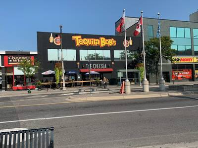 Restaurant Property for Sale in Downtown Windsor