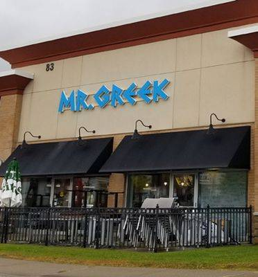 MR GREEK FAST CASUAL RESTAURANT FOR SALE IN MISSISSAUGA