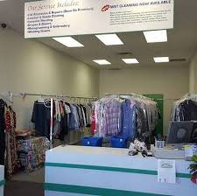 DRY CLEAN & ALTERATION BUSINESS FOR SALE IN WHITBY