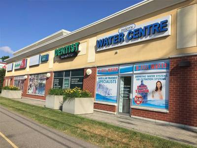 WATER CENTRE BUSINESS FOR SALE IN WEST MISSISSAUGA