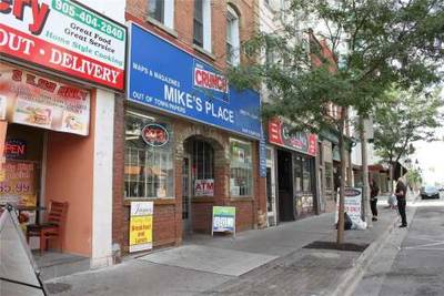 PRIME RETAIL SPACE FOR LEASE IN DOWNTOWN OSHAWA