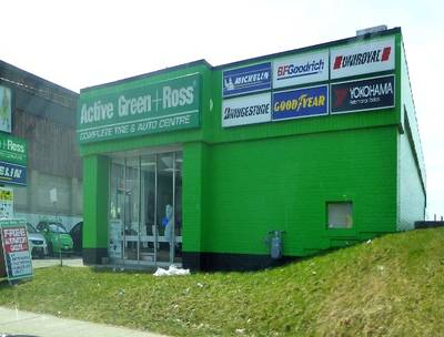 AUTOMOTIVE FRANCHISE IN FREE STANDING BUILDING WITH 5 BAYS IN WATERLOO